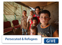 Aid Refugees and the Persecuted