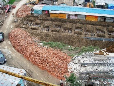 China Quake Project