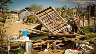 Bringing Aid to Hurricane Odile Victims