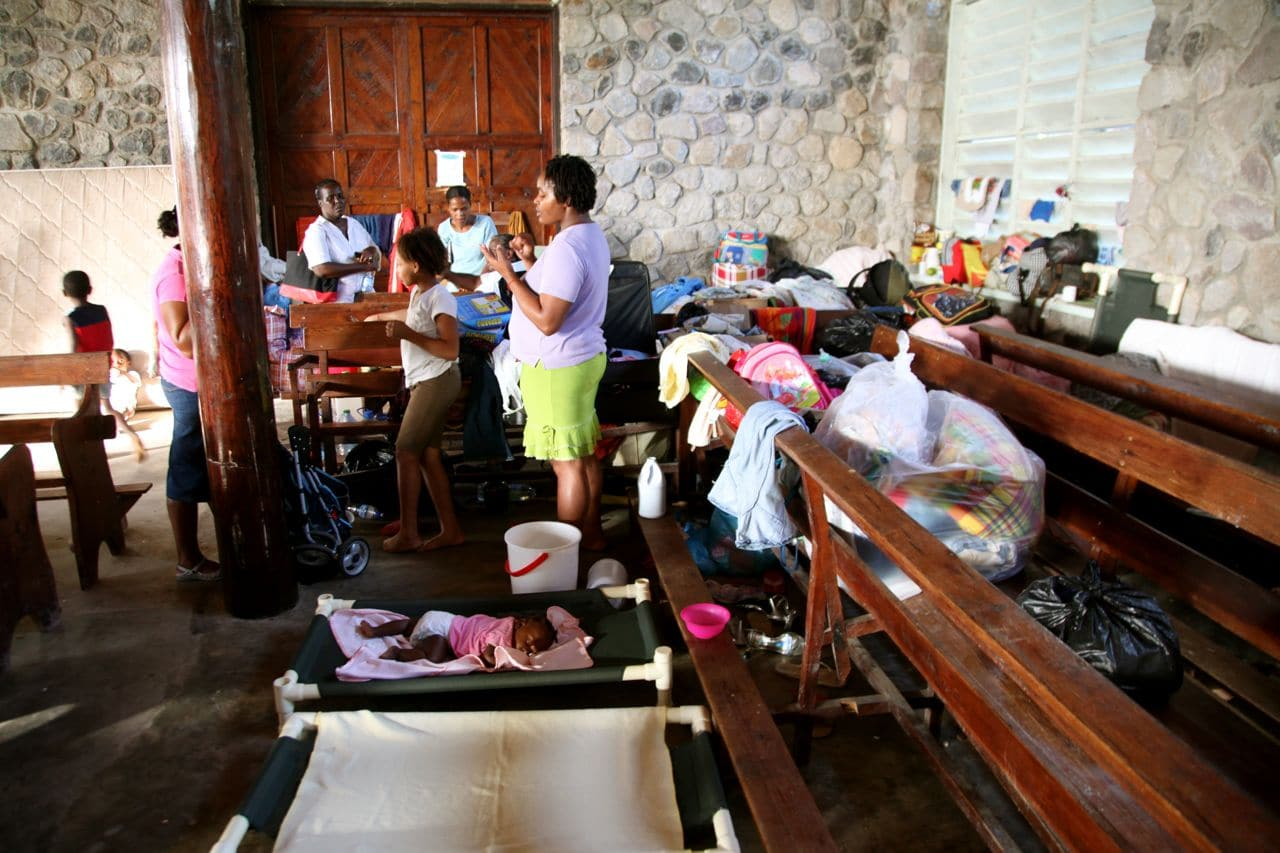 Operation Blessing and the Cayman Islands bring disaster relief to St. Lucia in the wake of Hurricane Tomas