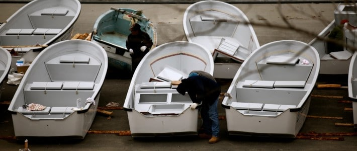OBI boats arrive to Japan