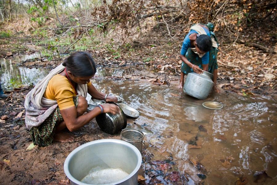 Drinking Contaminated Water Kills Childeren