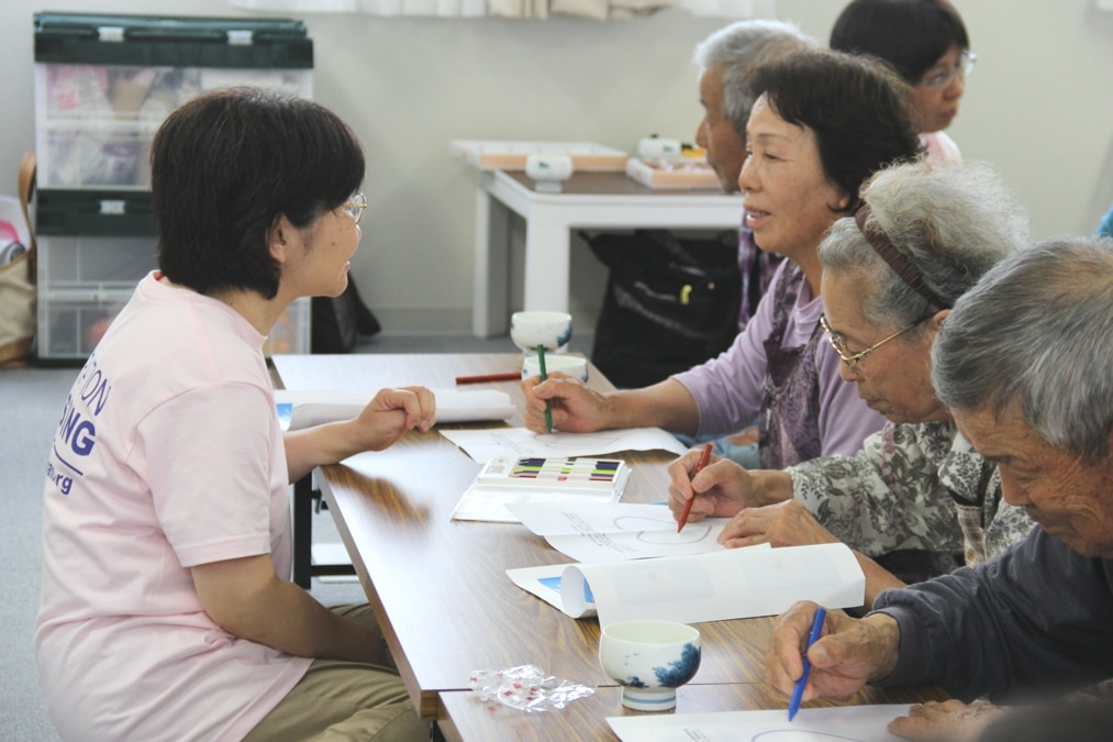 Operation Blessing is still helping Japan tsunami survivors more than one year later.