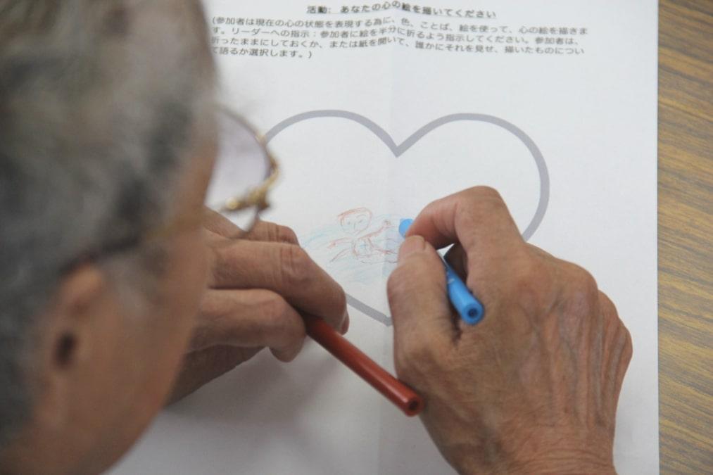 OBI's heart care seminars are helping tsunami survivors cope.