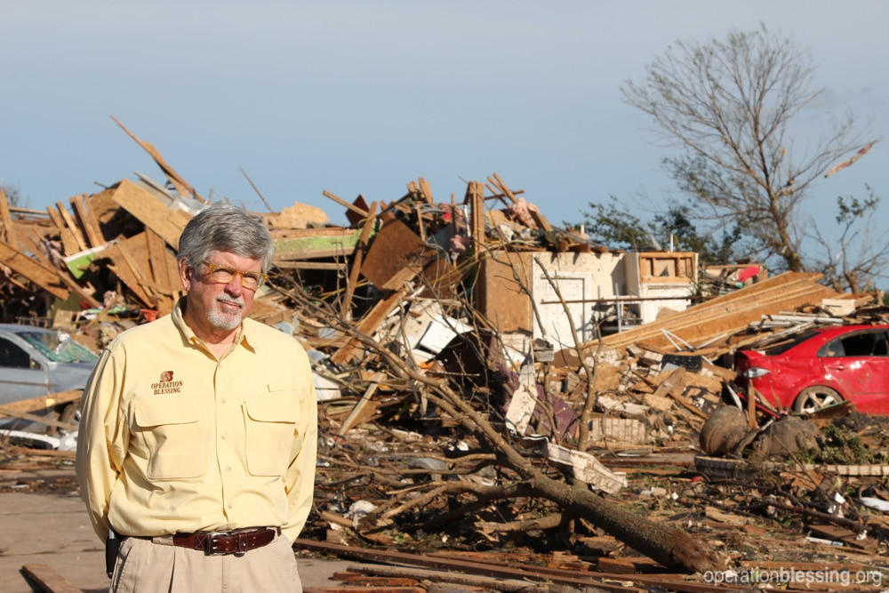 Relief arrives for tornado victims in Oklahoma - Operation ...