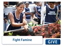 Fight Famine