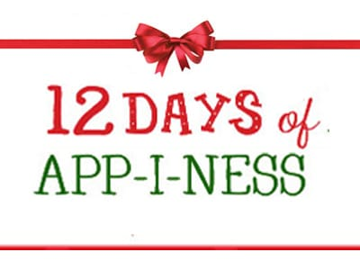 12 Days of app-i-ness