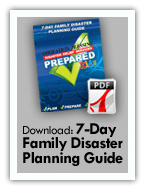 7-day preparedness guide