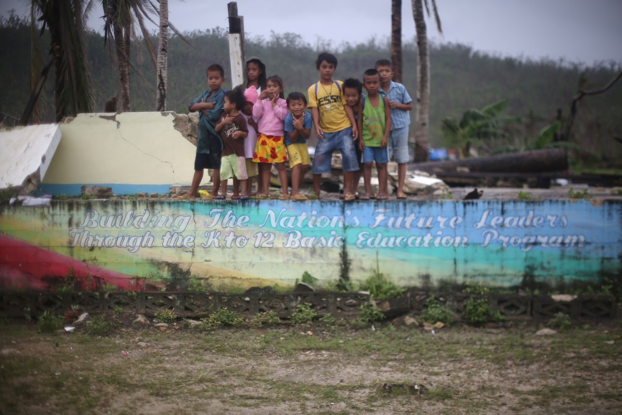 Children are the future of the Philippines