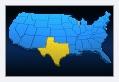 Impact Map Texas