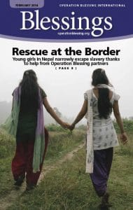 Rescue at the Border - BlessingsMagazine