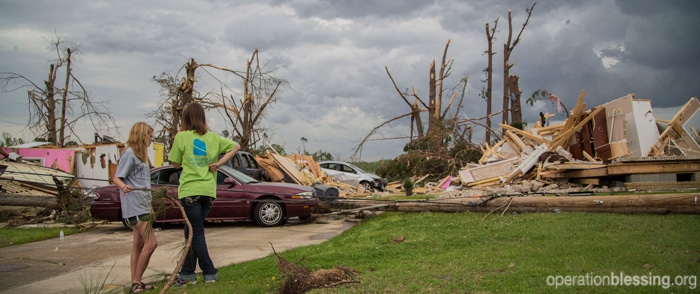 Tornadoes in Mississippi devastated homes near Tupelo