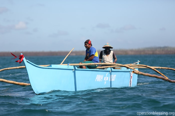 New bangka boats are helping fishermen return to work