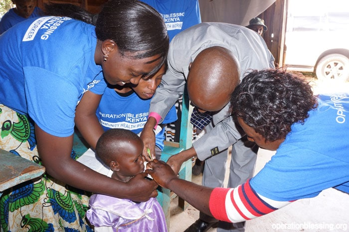 Community health workers bring aid and awareness to their communities