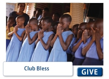 Club Bless Monthly Partner