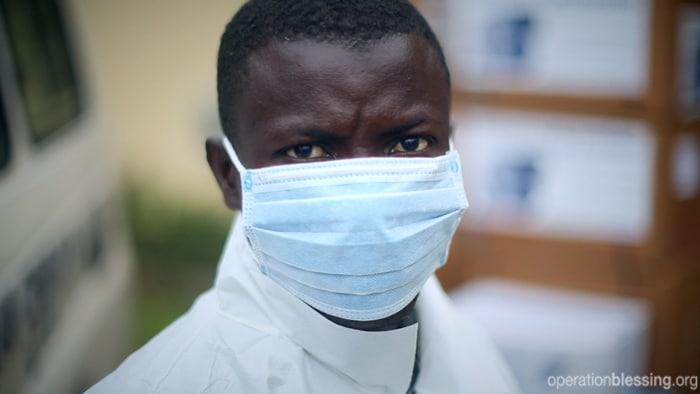 Ebola virus relief in Liberia