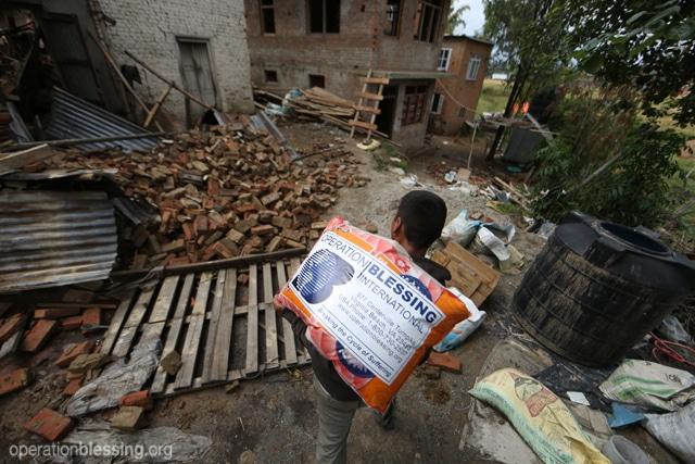 Help Nepal.