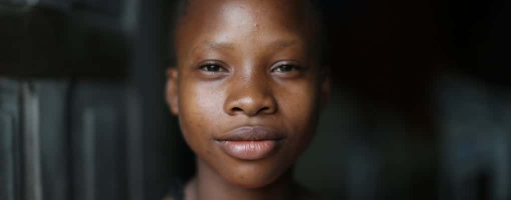 Help for Ebola orphans in Liberia