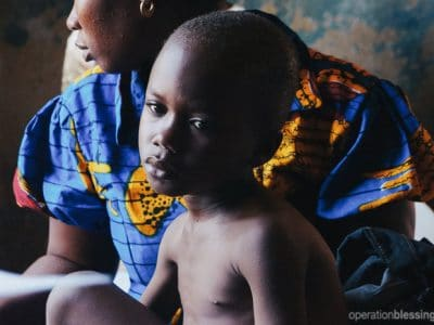 The hot summer months are when vulnerable children around the world need help the most.