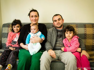 Forced to convert to Islam or die, Bashar and his family flee Iraq to escape ISIS