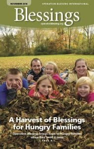 Blessings Magazine November 2014
