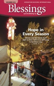 Blessings Magazine December 2014