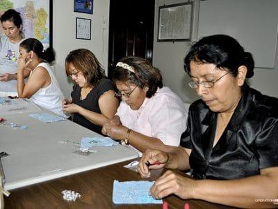 El Salvador Jewelry Training