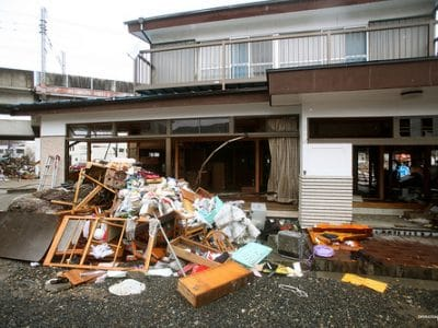 Helping Victims of the Japan Earthquake Tsunami
