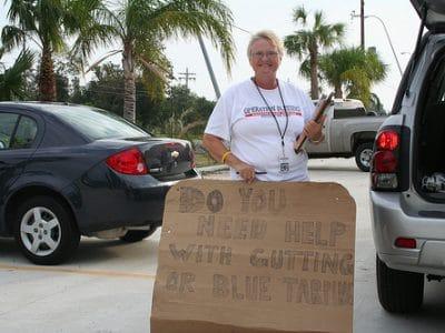 Hurricane Ike Relief 9-18