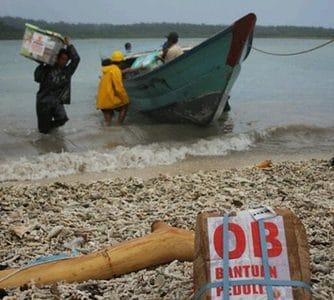 Indonesia Tsunami Relief