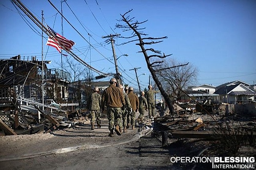 One Year Later - Remembering the Heroes of Hurricane Sandy