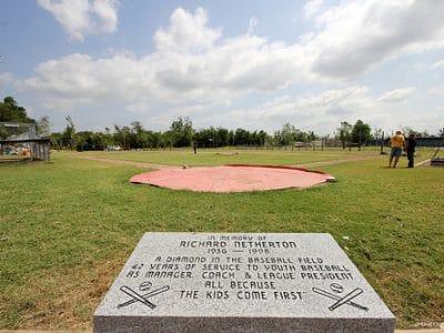 Park Loved by Little Leaguers Restored after Tornado