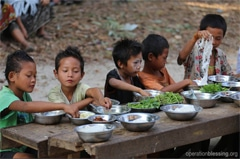 Orphans in Asia