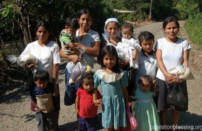Mayo Clinic Doctors Help El Salvador Flood Victims