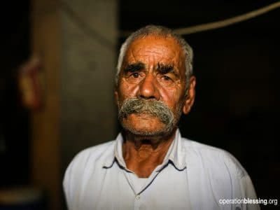 Iraqi Grandfather Escapes ISIS with Son's Family