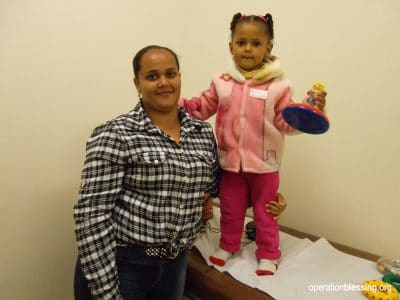clubfoot, life changing surgery, Operation blessing, medical care,