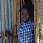 For students like Saphira, here, education was a luxury