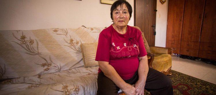 Maya, a Holocaust survivor, shares her story