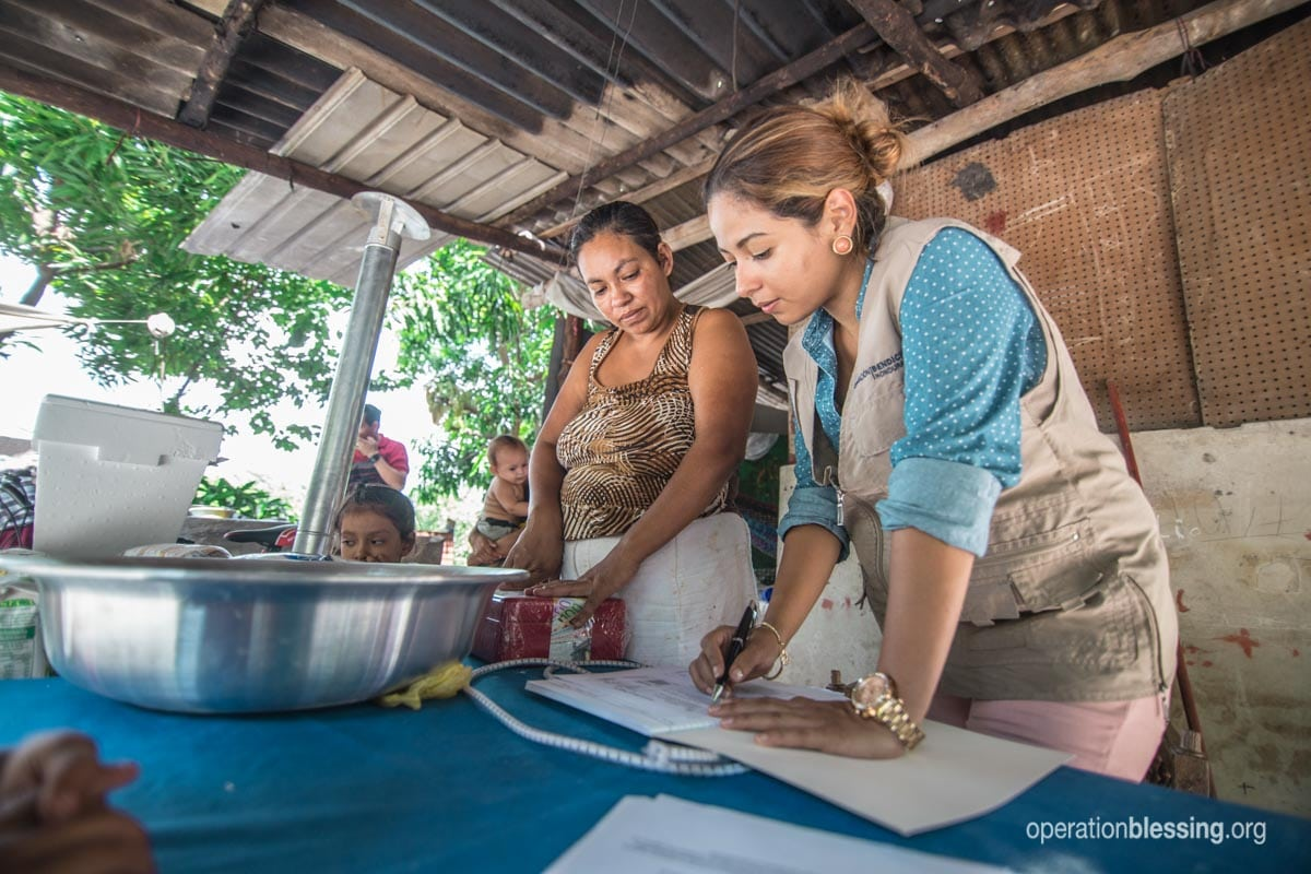 Sayda starts her own business making and selling tortillas