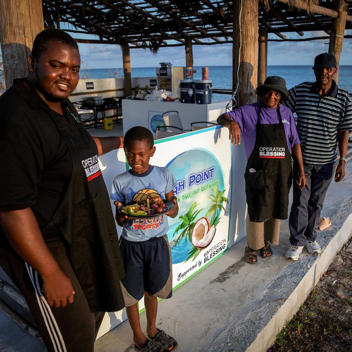 A new business helps rebuild Bahamas after Hurricane Dorian.