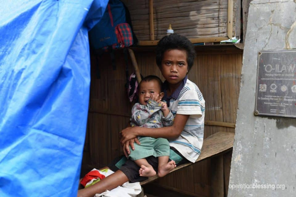 Victims of the 2019 Philippine Earthquake