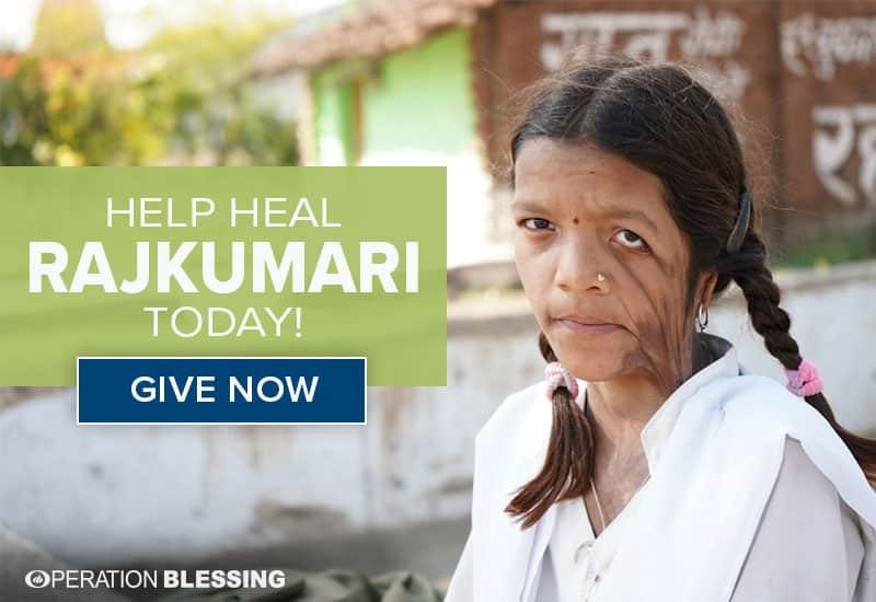 Help heal Rajkumari
