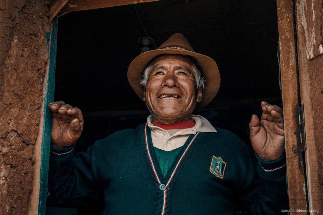 clean water solutions for sales grande in Peru