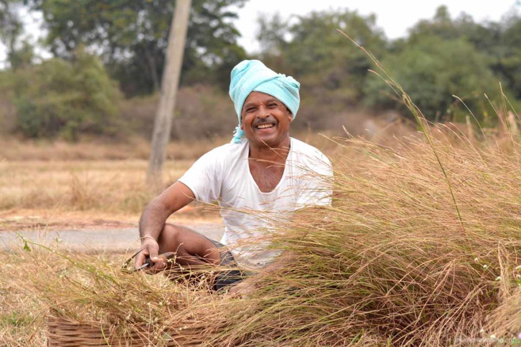 india farmer mobile clinic