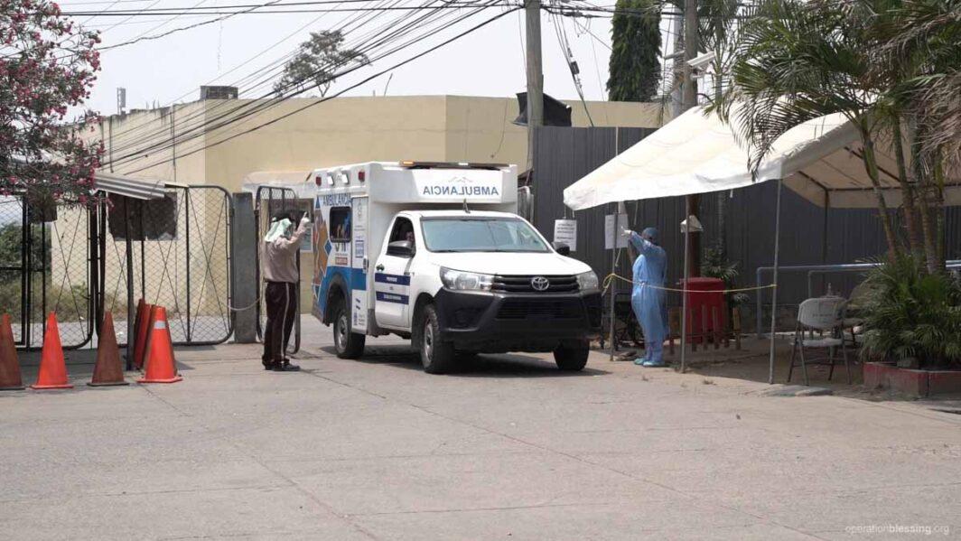 hospital in Honduras