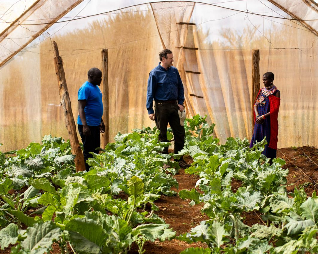 food insecurity agriculture solution