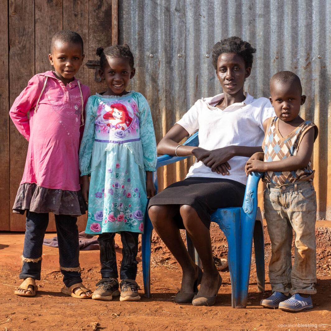 blessings in kenya