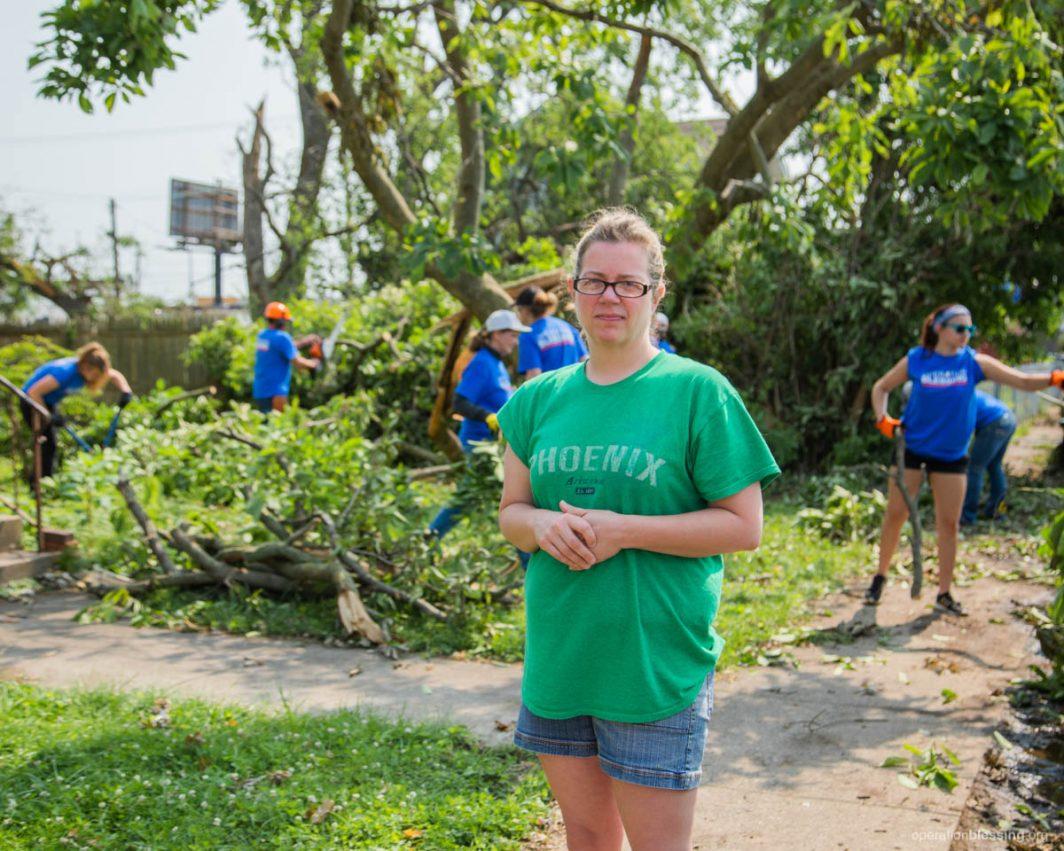 tornado recovery efforts