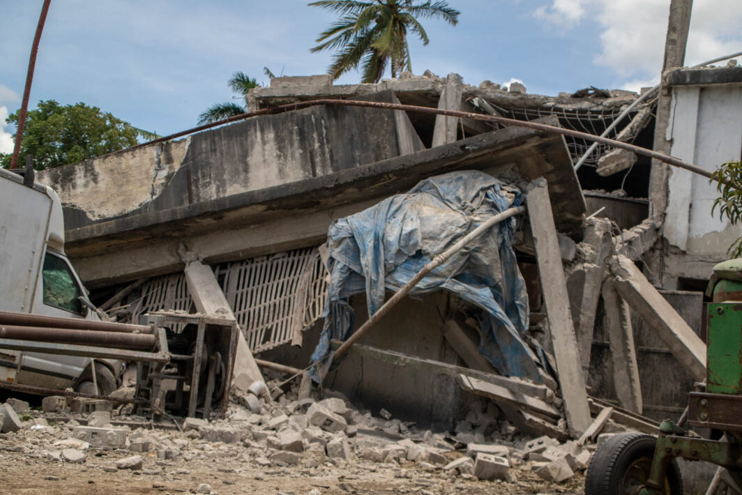 Haiti Quake Victims