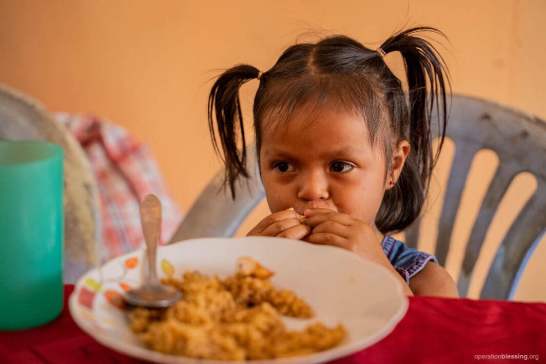 hunger relief in peru